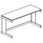 Стол лабораторный разборно-металлический 1200 СЛВкм-У (Монолит. керамика)