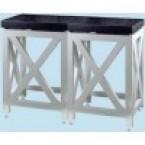 Стол весовой сдвоенный 750 СВГх2-1500л-М (ламинат/гранит)